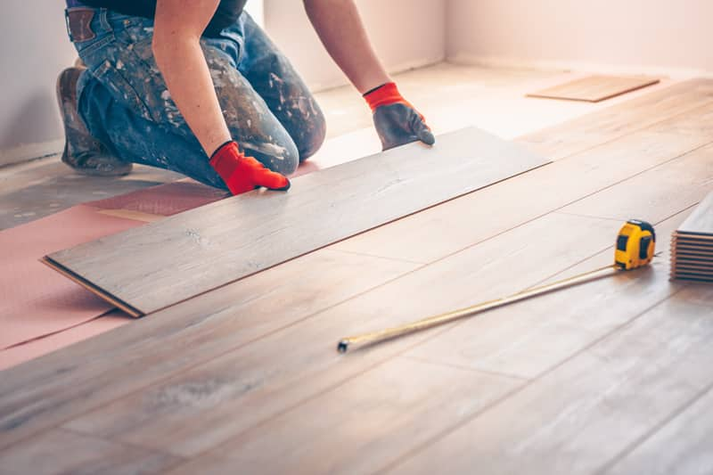 flooring contractors supplies